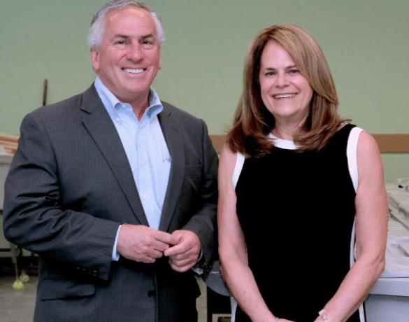 Steven P. Rosenthal and Jo Ann Simons